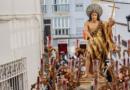 La talla de San Juan Bautista, nuestro Santo Patrón