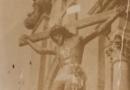 La Hermandad de la Vera Cruz adquiere un cartel referente a una novillada a beneficio de la Hermandad del año 1862