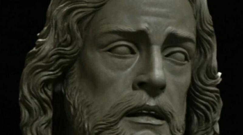 busto señor de la paz