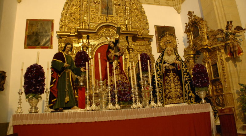 hermandad del nazareno chiclana