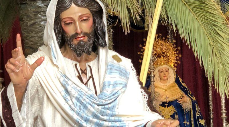 cristo rey y estrella