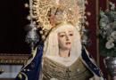 La Cofradía de Borriquita celebra sus cultos a Ntra. Sra. de la Estrella