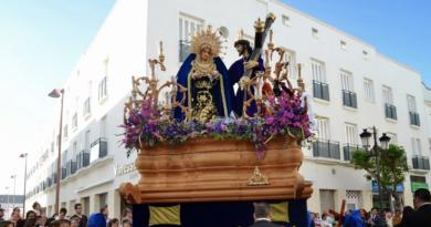 La AM Victoria Arahal tras Afligidos el próximo Martes Santo 2022